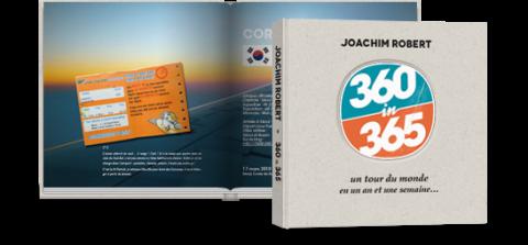 maquette numérique du livre