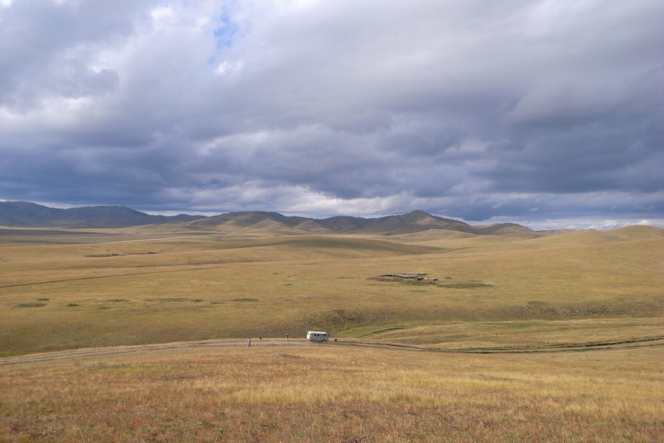 MONGOLIE POST 7