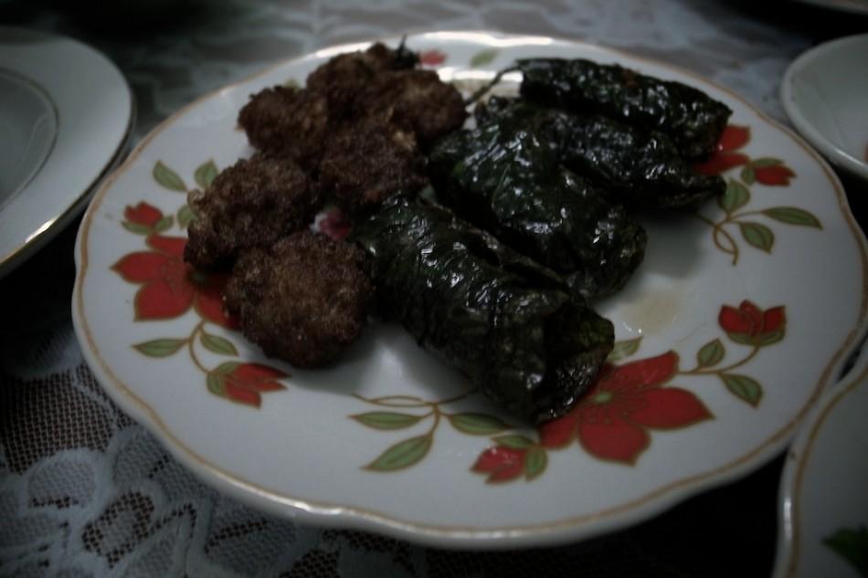 repas de Serpent à Hanoi, Vietnam