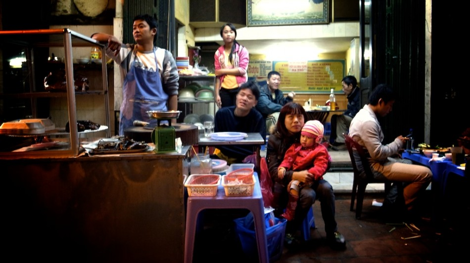 Viande de Chien, à Hanoi, Vietnam