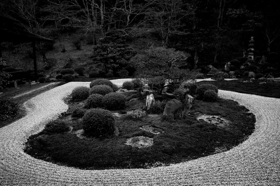 15 - Jardin Zen, Kyoto