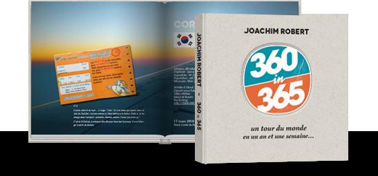360 in 365, l'archive