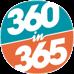 360 in 365 – Joachim voyage autour du monde