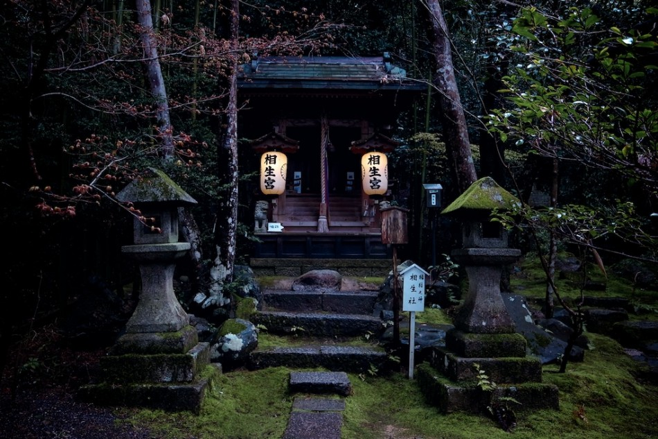 13 - Shrine, Kyoto