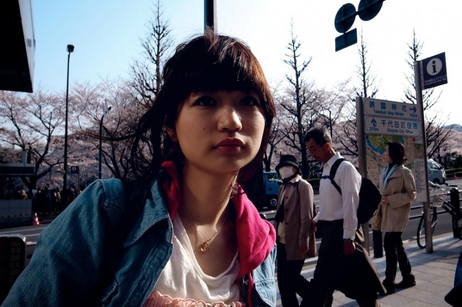 23- Portrait de la Japonette